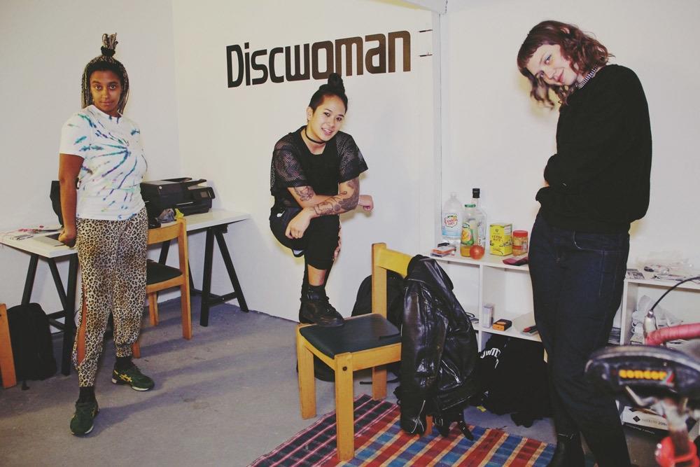 Discwoman NYC