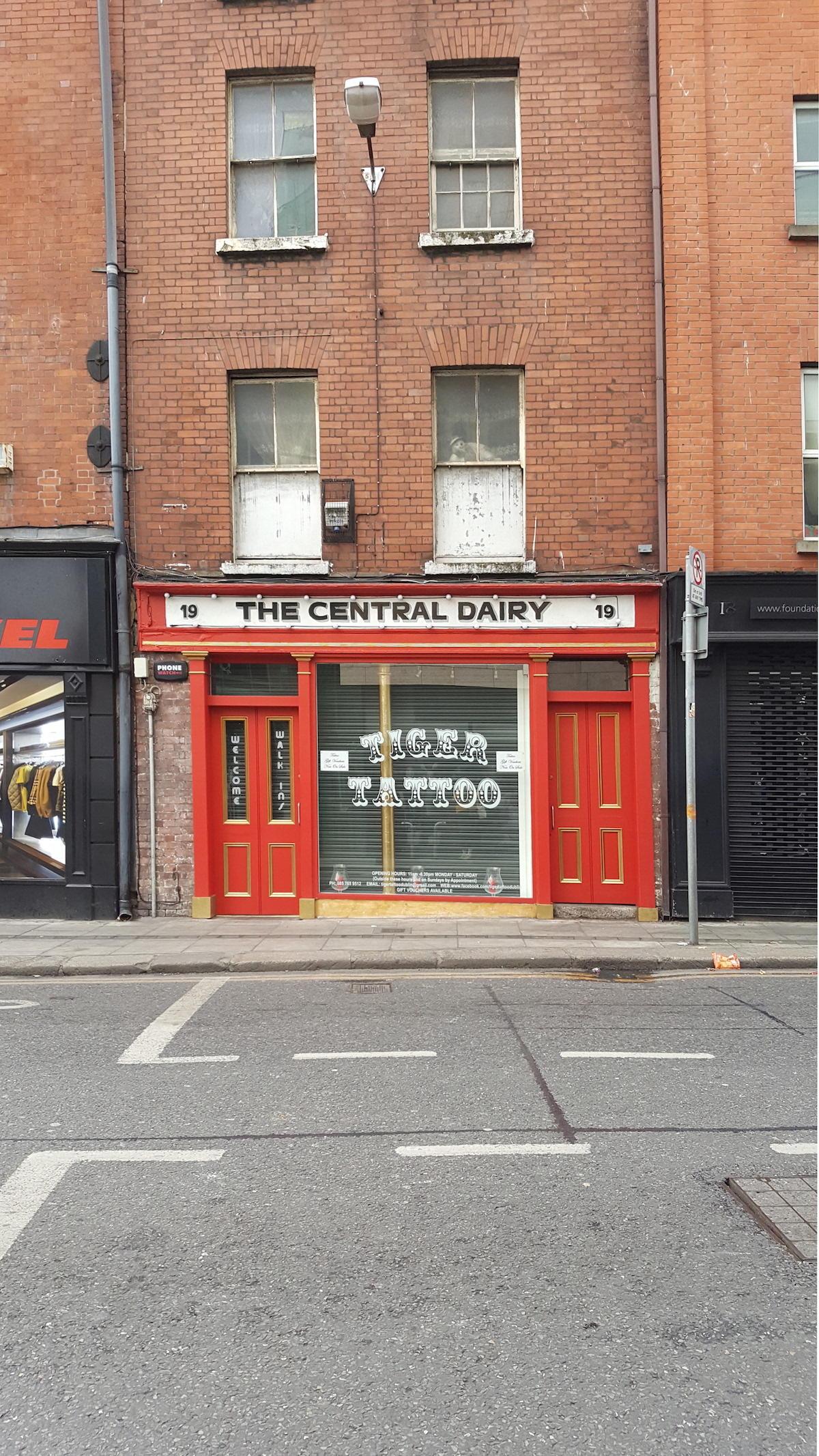 Dublin Ghost Signs
