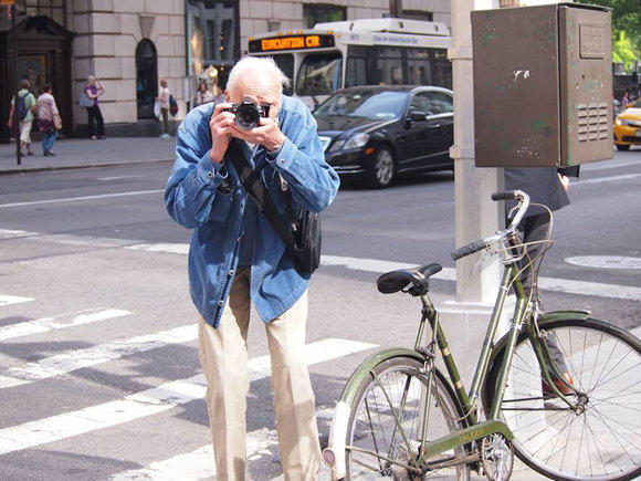 Bill Cunningham – Where To Begin?